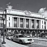 Baltimore Pennsylvania Station Iv Art Print