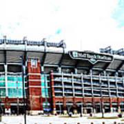 Baltimore Ravens - M And T Bank Stadium Art Print