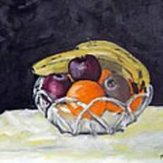 Banana's Art Print by Peter Edward Green