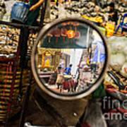 Bangkok Market Scene I Art Print