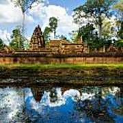 Banteay Srei - Angkor Wat - Cambodia Art Print