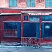 Bar Soho Art Print by Anthony Butera