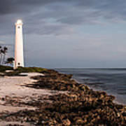 Barbers Point Lighthouse Art Print by Jason Bartimus
