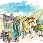 Barca De Alva Houses 01 Art Print