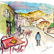 Barca De Alva Street 01 Art Print
