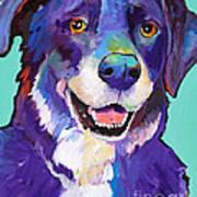 Barkley Art Print
