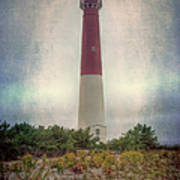 Barnegat Lighthouse Dawn Art Print