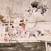 Barnet Fair Art Print