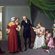 Baron Jean Louis Alibert Art Print