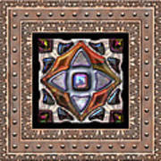 Baroquoco Five  Art Print