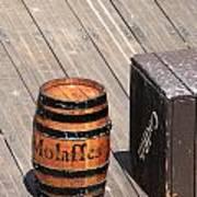Barrel Art Print