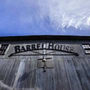 Barrel House One Art Print