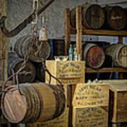 Barrels Art Print by James Barber