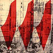 Barriers To Statehood Art Print