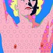 Baryshnikov Art Print by Ricky Sencion