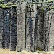 Basalt Columns Art Print