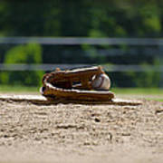 Baseball - America's Game Art Print