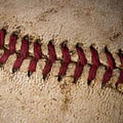 Baseball - America's Pastime Art Print