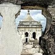 Basilica Catedral De La Asuncion 1747 Leon Nicaragua 003 Art Print