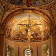Basilica Of Saint Servatius Maastricht The Netherlands Art Print