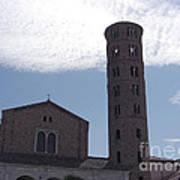 Basilica Of Sant'apollinare In Classe Art Print