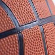 Basketball Study 4 Art Print
