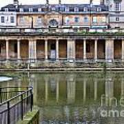 Bath Markets 8504 Art Print