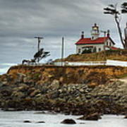 Battery Point Lighthouse 1 B Art Print