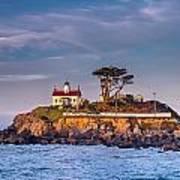 Battery Point Lighthouse Morning Art Print
