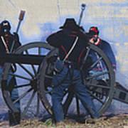 Battle Of Franklin - 1 Art Print