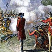 Battle Of Lexington Art Print