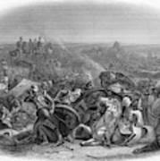Battle Of Meeanee Sind Campaign - Art Print