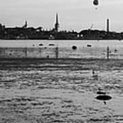 Bay Of Tallinn Art Print