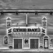 Bay Theatre In Sutton's Bay Art Print by Twenty Two North Photography