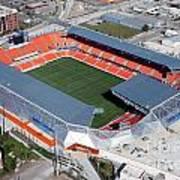 Bbva Compass Stadium In Houston Art Print