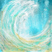 Be Mesmerized Art Print by Lourry Legarde