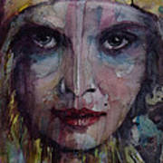 Be Young Be Foolish Be Happy Art Print by Paul Lovering