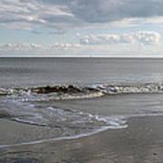 Beach @ Hilton Head Photo Art Print