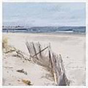 Beach-4606 Art Print