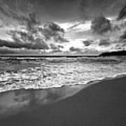 Beach 9 Art Print