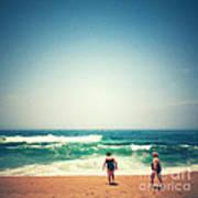 Beach 6 Art Print