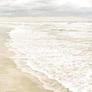 Beach Serenity Art Print