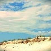 Beach Sky Art Print