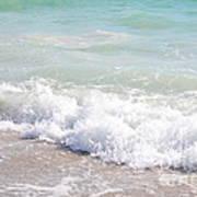 Surf And Sand Art Print