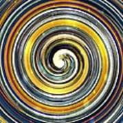 Beaconing Vortex Art Print
