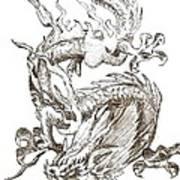 Bearer Of Fortune Art Print