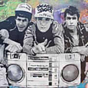 Beastie Boys Art Print