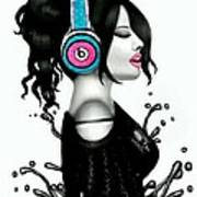 Beats So Sweet Art Print