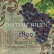 Beaujolais Nouveau 2 Art Print by Debbie DeWitt