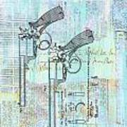 Beaumont Revlover Art Print